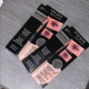 NEW IT cosmetics Bye Bye Under Eye